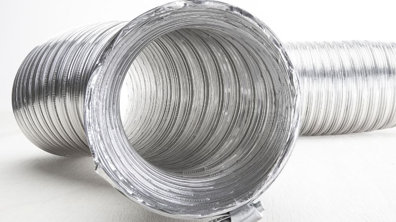 Best Dryer Vent Hose for Tight Spaces