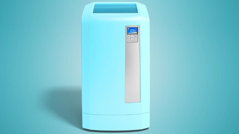 How to clean a dehumidifier